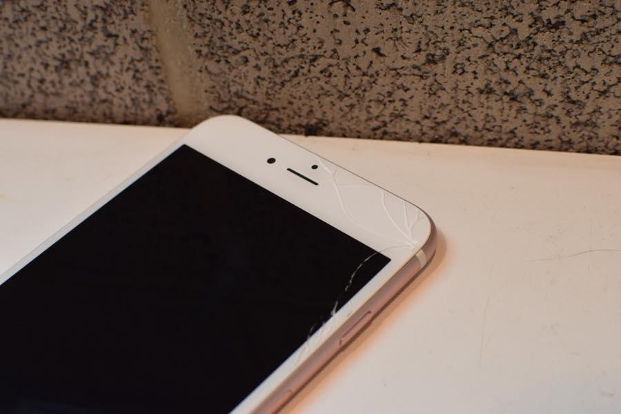 2017年5月19日のiPhone6sPlusの画面割れ修理のご依頼