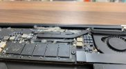 【MacBook Pro Retina】バッテリーの持ちが悪くて電源が落ちる!【バッテリー交換:17,800円】