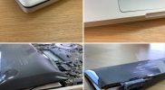 【MacBookPro】ガタつき!トラックパットの浮き!【バッテリー交換:12,800円】