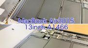 【MacBook Air】バッテリー交換!!【バッテリー交換:11,800円】